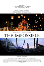 Poster The Impossible  n. 2