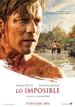 Poster The Impossible  n. 3