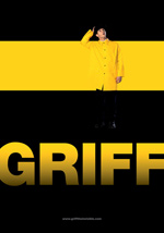Poster Griff the Invisible  n. 0