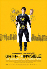 Poster Griff the Invisible  n. 2