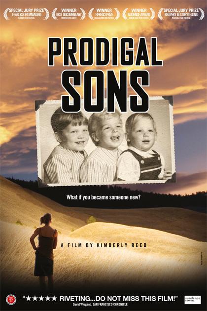 Locandina italiana Prodigal Sons