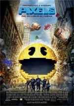 Poster Pixels  n. 0