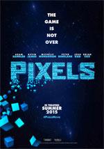 Poster Pixels  n. 1