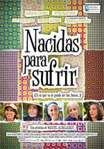 Poster Nacidas para sufrir  n. 1