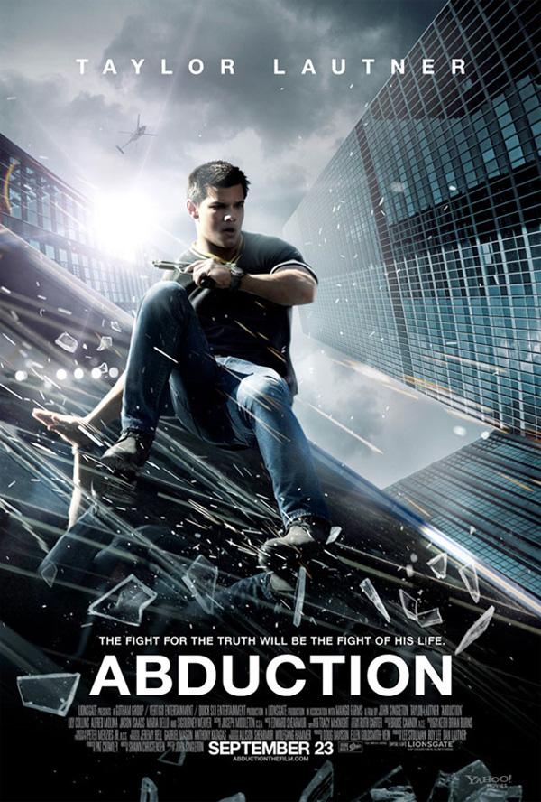 Poster Abduction - Riprenditi la tua vita