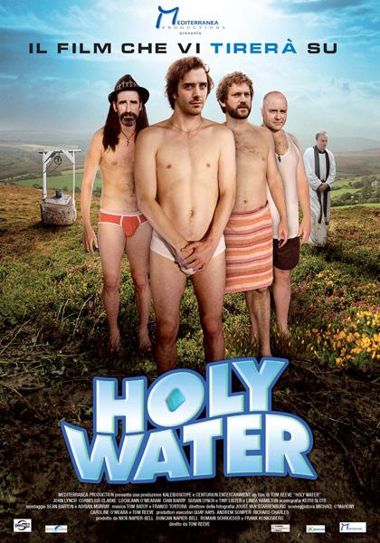 Locandina italiana Holy Water