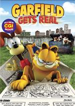 Poster Garfield il Supergatto  n. 1