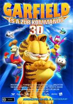 Poster Garfield il Supergatto  n. 2