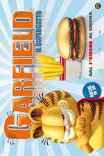 Poster Garfield il Supergatto  n. 5