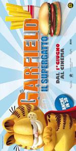 Poster Garfield il Supergatto  n. 6