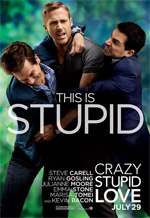 Poster Crazy, Stupid, Love  n. 2