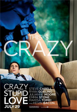 Poster Crazy, Stupid, Love  n. 3