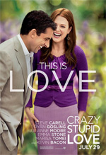 Poster Crazy, Stupid, Love  n. 4