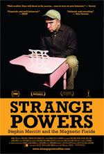 Poster Strange Powers: Stephin Merritt and the Magnetic Fields  n. 0