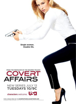 Poster Covert Affairs  n. 0