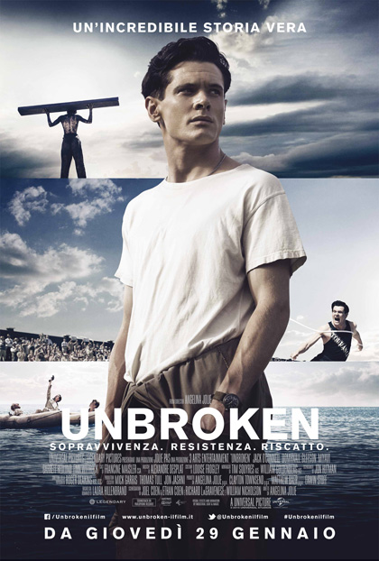 Unbroken (2014) - MYmovies.it