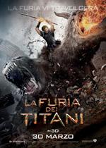 Poster La furia dei titani  n. 1