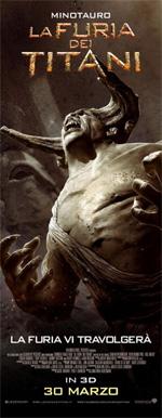 Poster La furia dei titani  n. 10