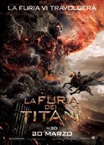 Poster La furia dei titani  n. 2