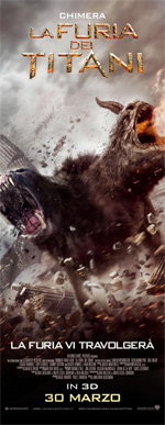 Poster La furia dei titani  n. 7