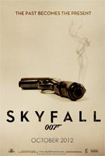 Poster Skyfall  n. 1