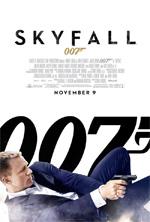 Poster Skyfall  n. 2
