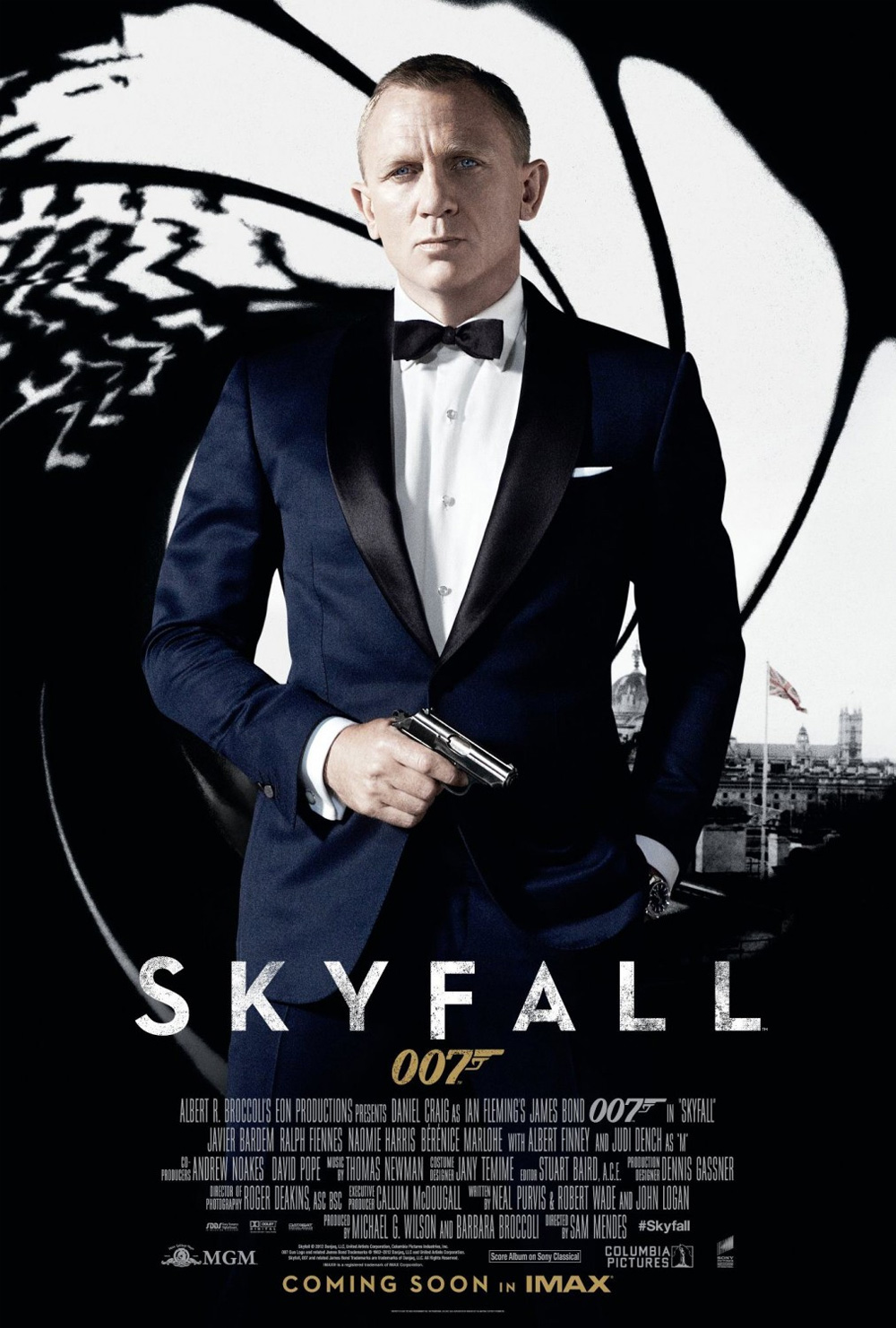 Poster Skyfall