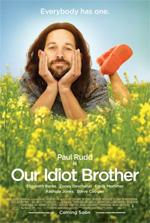 Poster Quell'idiota di nostro fratello  n. 1