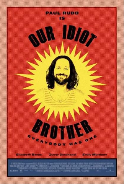 Poster Quell'idiota di nostro fratello