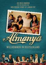 Poster Almanya - La mia famiglia va in Germania  n. 1