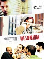 Poster Una separazione  n. 5