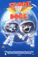 Poster Space Dogs 3D  n. 1
