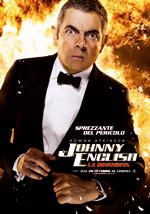 Poster Johnny English - La Rinascita  n. 1