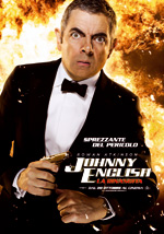 Poster Johnny English - La Rinascita  n. 2