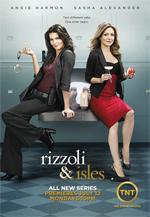 Poster Rizzoli & Isles  n. 0