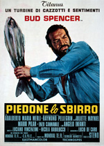 Poster Piedone lo sbirro  n. 0