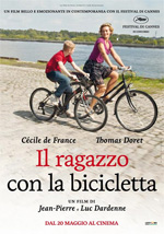 Poster Il ragazzo con la bicicletta  n. 0