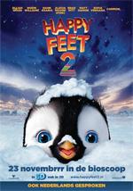 Poster Happy Feet 2 in 3D  n. 4