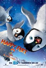 Poster Happy Feet 2 in 3D  n. 7