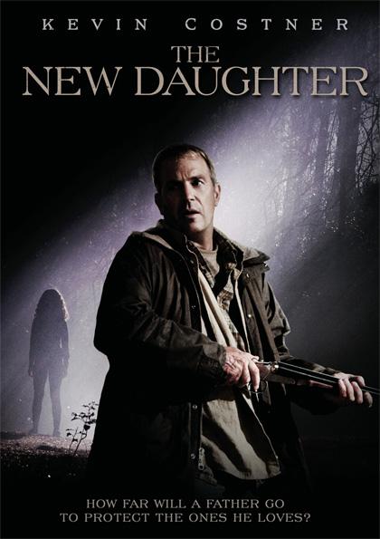 Locandina italiana The New Daughter