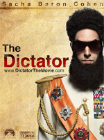 Poster Il dittatore  n. 1