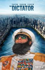 Poster Il dittatore  n. 2