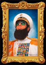 Poster Il dittatore  n. 6