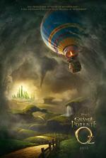 Poster Il grande e potente Oz  n. 1