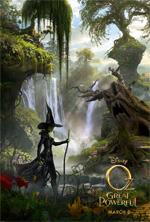 Poster Il grande e potente Oz  n. 2