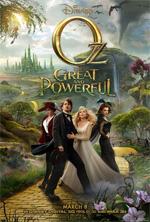 Poster Il grande e potente Oz  n. 3