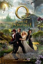 Poster Il grande e potente Oz  n. 4