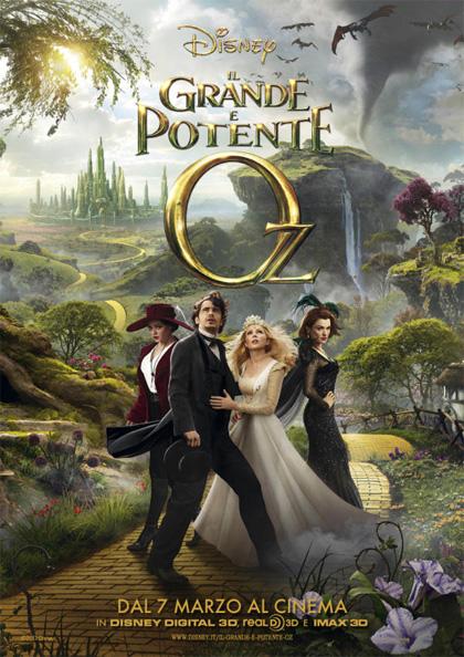 Trailer Il grande e potente Oz