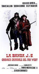 La banda J. & S. - Cronaca criminale del Far West