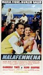 Locandina Malafemmena